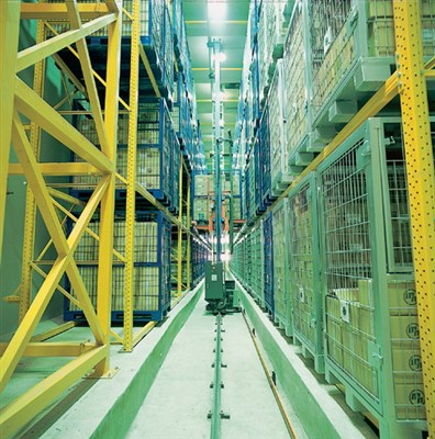 08 ASRS Warehouse