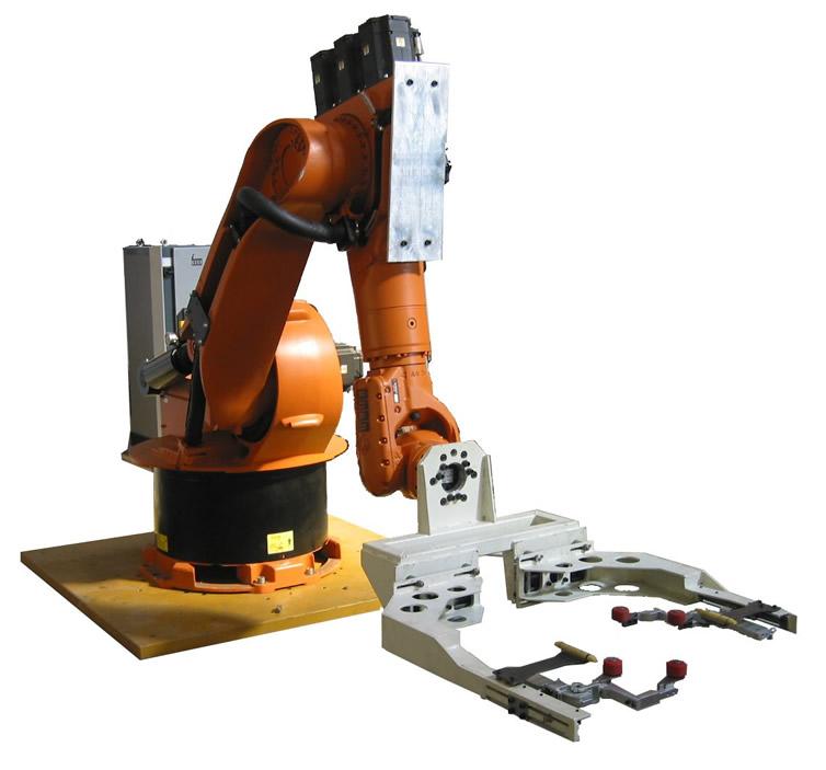 02 PressShop automation