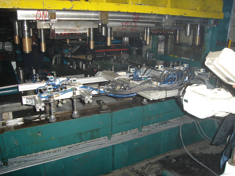 06 PressShop automation